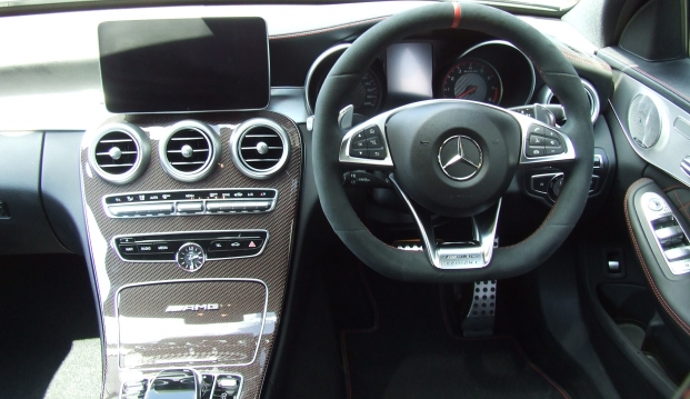 Mercedes C63 Edition One S: ed11