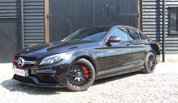 Mercedes C63 Edition One S: ed18