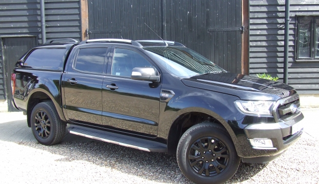 Ford Ranger 3.2 TDCI Wildtrak Double Cab 4x4