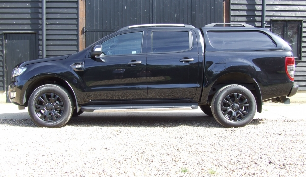 Ford Ranger 3.2 TDCI Wildtrak Double Cab 4x4: wt4