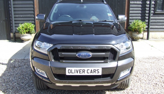 Ford Ranger 3.2 TDCI Wildtrak Double Cab 4x4: wt7