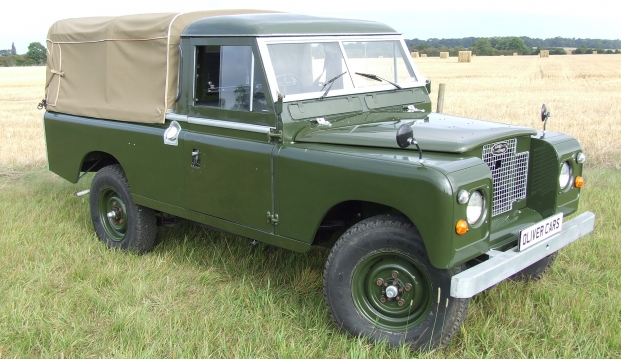 Land Rover Series 2 A 109 Pick Up