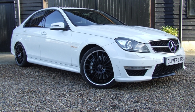 Mercedes C63 AMG Saloon 125 Edition
