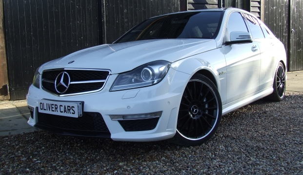 Mercedes C63 AMG Saloon 125 Edition : c632