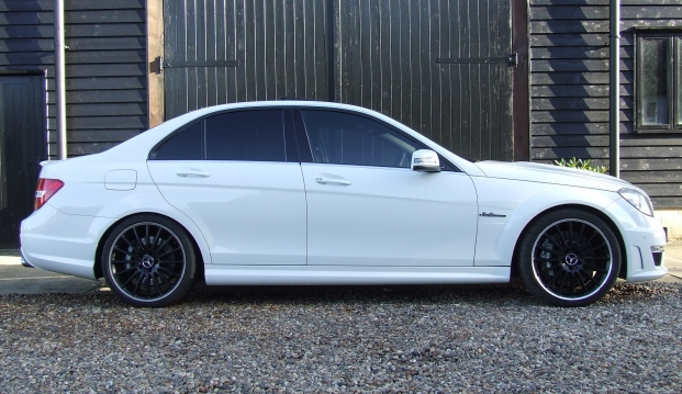 Mercedes C63 AMG Saloon 125 Edition : c633
