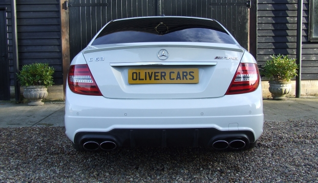 Mercedes C63 AMG Saloon 125 Edition : c636