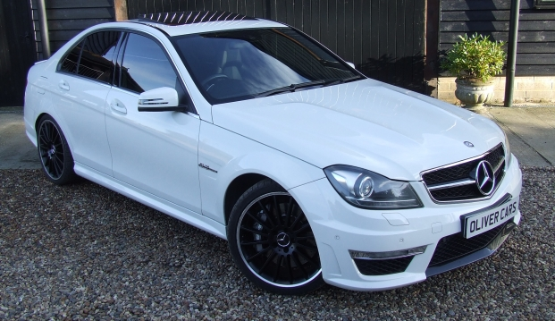 Mercedes C63 AMG Saloon 125 Edition : c6313