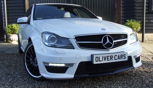 Mercedes C63 AMG Saloon 125 Edition : c6314
