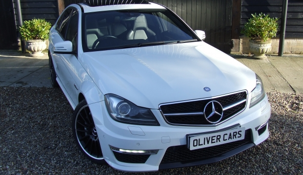 Mercedes C63 AMG Saloon 125 Edition : c6315