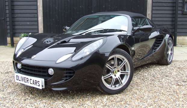 Lotus Elise S Touring Plus