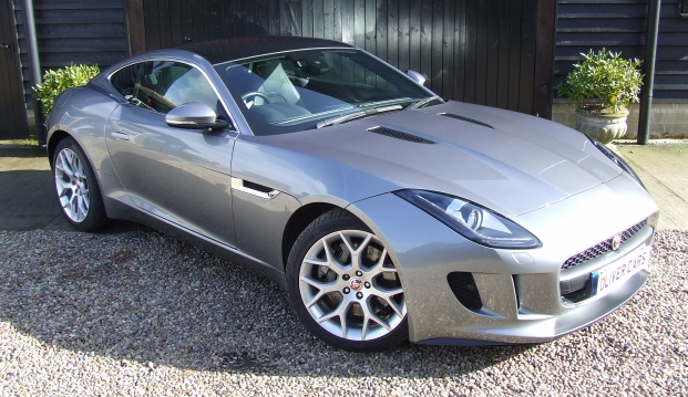 Jaguar F-Type V6 Coupe: ft1