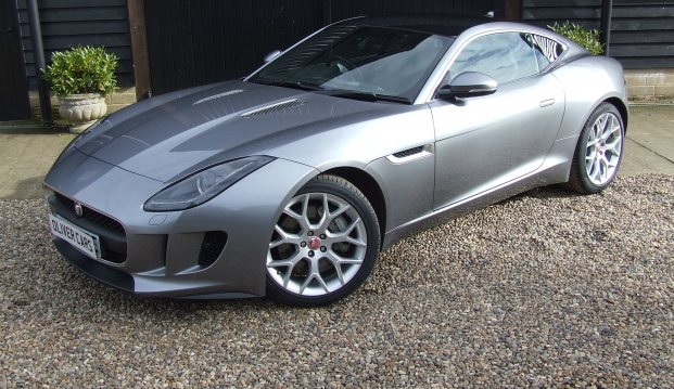 Jaguar F-Type V6 Coupe: ft2