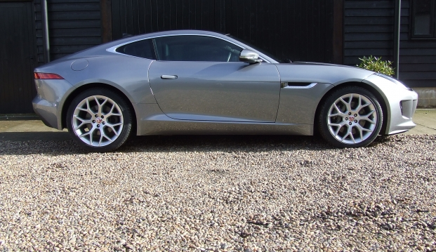 Jaguar F-Type V6 Coupe: ft3