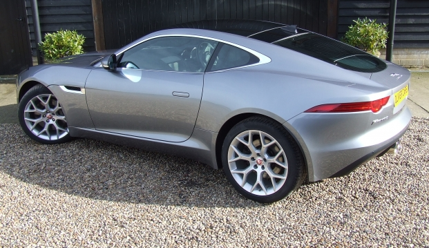 Jaguar F-Type V6 Coupe: ft6
