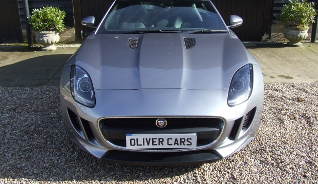 Jaguar F-Type V6 Coupe: ft7