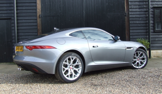 Jaguar F-Type V6 Coupe: ft19