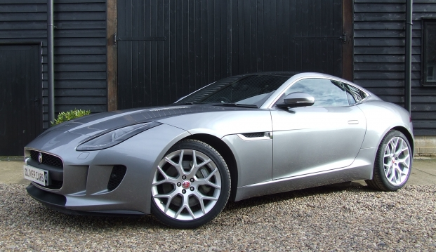 Jaguar F-Type V6 Coupe: ft20