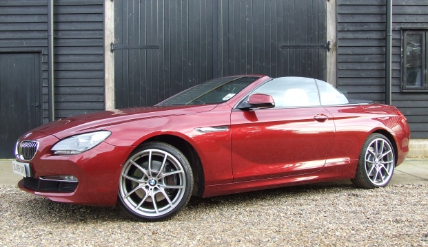 BMW 640i SE Turbo Convertible: 6402