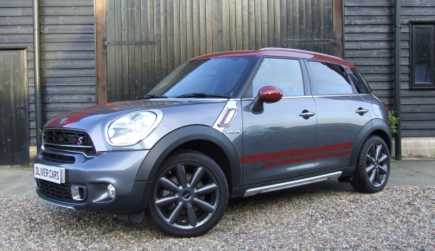Mini Cooper S Countryman Park Lane