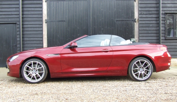 BMW 640i SE Turbo Convertible: 6405