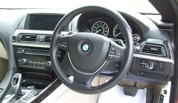 BMW 640i SE Turbo Convertible: 6406