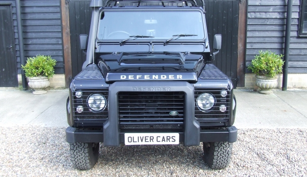 Land Rover Defender 110 XS County Station Wagon: sf8