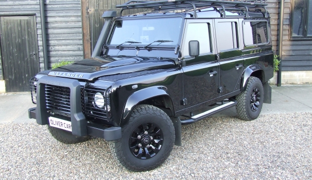 Land Rover Defender 110 XS County Station Wagon: sf112