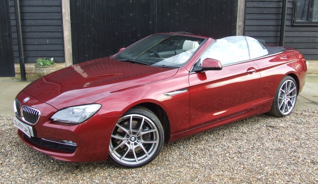 BMW 640i SE Turbo Convertible: 6407