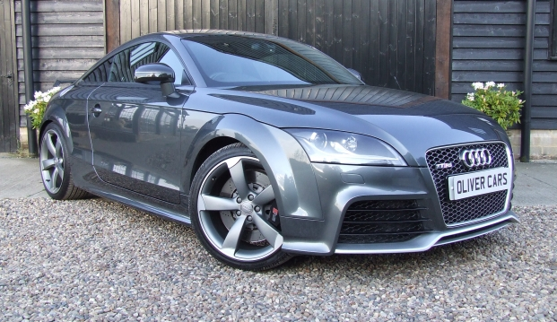 Audi TT RS Plus 2.5 TFSI Quattro 360 Ps : tt1