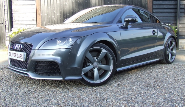 Audi TT RS Plus 2.5 TFSI Quattro 360 Ps : tt2