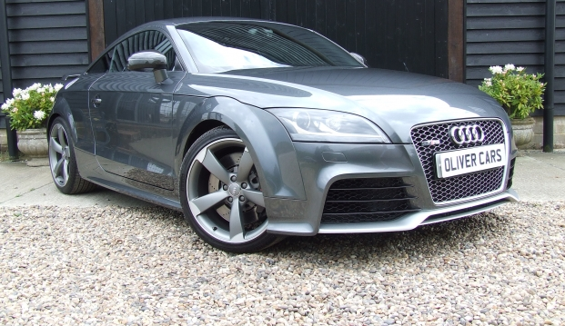 Audi TT RS Plus 2.5 TFSI Quattro 360 Ps : tt3