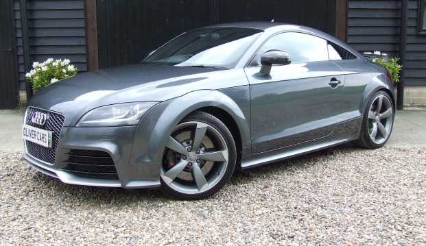 Audi TT RS Plus 2.5 TFSI Quattro 360 Ps : tt4