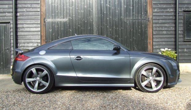 Audi TT RS Plus 2.5 TFSI Quattro 360 Ps : tt5