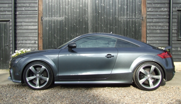 Audi TT RS Plus 2.5 TFSI Quattro 360 Ps : tt6