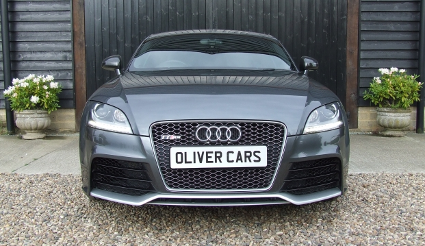 Audi TT RS Plus 2.5 TFSI Quattro 360 Ps : tt7