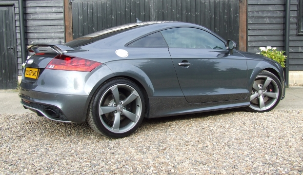Audi TT RS Plus 2.5 TFSI Quattro 360 Ps : tt9
