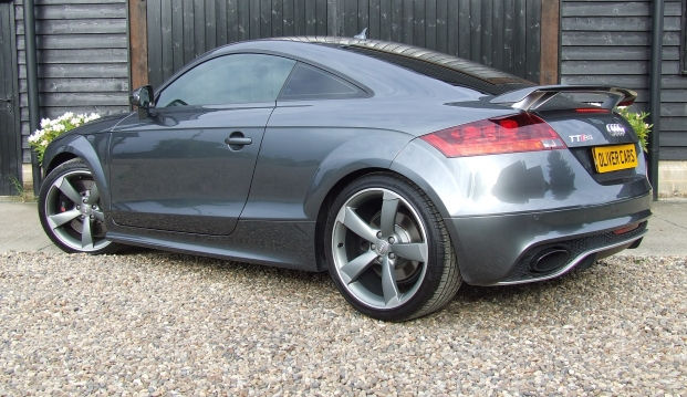 Audi TT RS Plus 2.5 TFSI Quattro 360 Ps : tt10