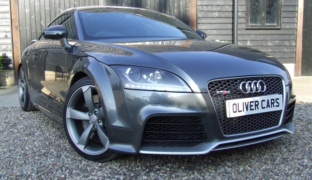 Audi TT RS Plus 2.5 TFSI Quattro 360 Ps : tt13