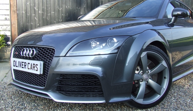 Audi TT RS Plus 2.5 TFSI Quattro 360 Ps : tt14