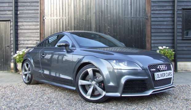 Audi TT RS Plus 2.5 TFSI Quattro 360 Ps : tt24