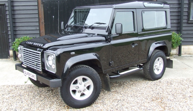 Land Rover Defender 90 XS County Station Wagon: lr2