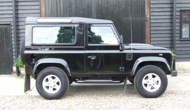 Land Rover Defender 90 XS County Station Wagon: lr3