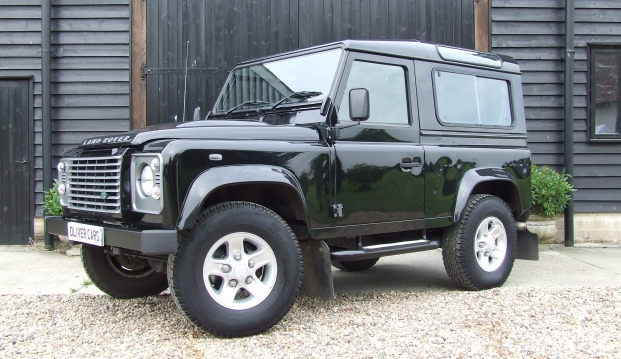 Land Rover Defender 90 XS County Station Wagon: l0