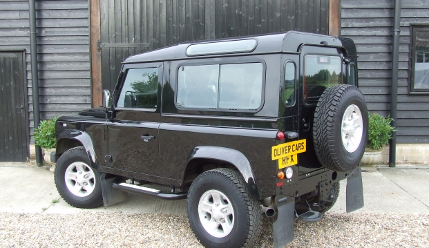 Land Rover Defender 90 XS County Station Wagon: lr18