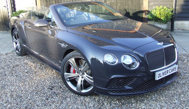 Bentley Continental GTC Speed 6.0 W12: b3