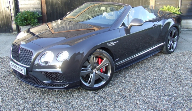 Bentley Continental GTC Speed 6.0 W12: b4