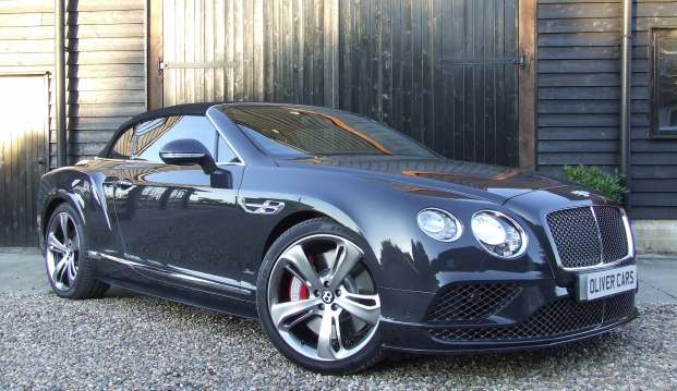 Bentley Continental GTC Speed 6.0 W12: b13