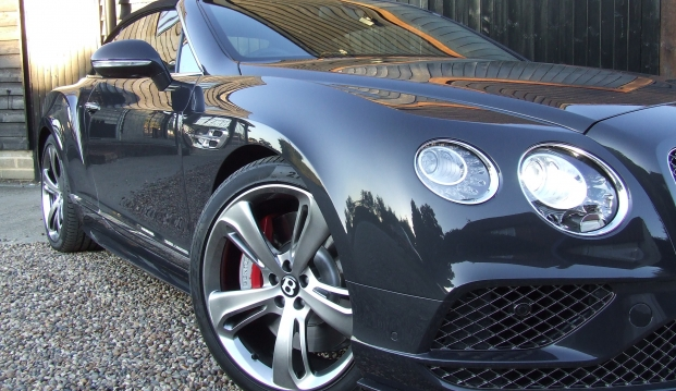 Bentley Continental GTC Speed 6.0 W12: b28
