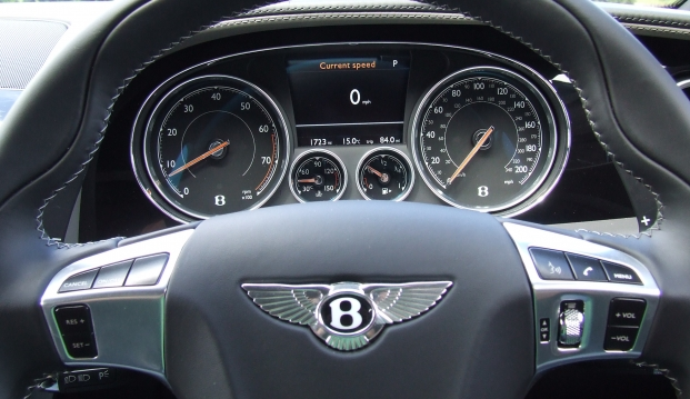 Bentley Continental GTC Speed 6.0 W12: b31