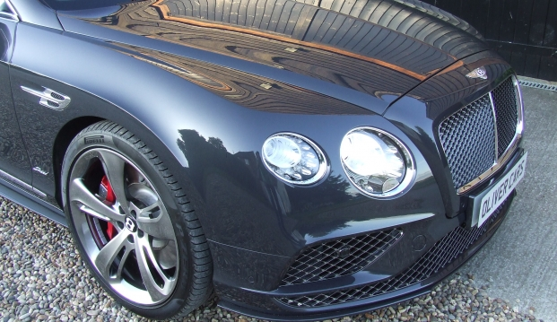 Bentley Continental GTC Speed 6.0 W12: 27